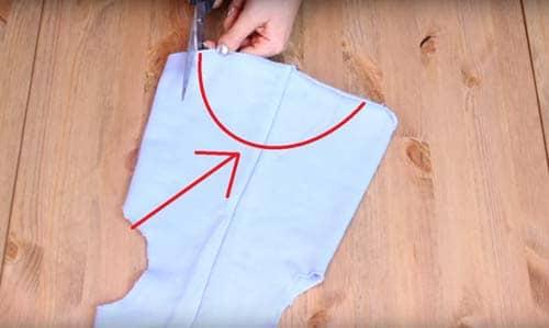 Make dog clothes no sew