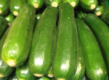 can dogs eat courgettes